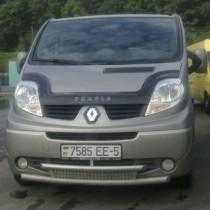 Vip tuning Дефлекторы капота Renault Trafic с 2001 г.в.