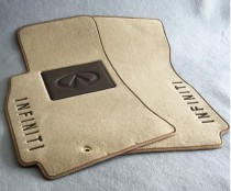 Vip tuning Ворсовые коврики в салон Infiniti QX-56 2010г> (Z62) (Nissan Patrol 2011г)