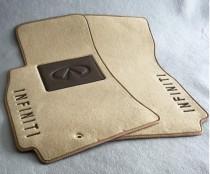 Ворсовые коврики в салон Infiniti M35X (M45X) 2007г>