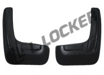L.Locker Брызговики задние Chery IndiS (S18D) (10-)