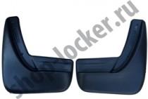 L.Locker Брызговики задние Chevrolet Captiva (06-)