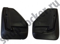L.Locker Брызговики задние Ford Mondeo V sedan (14-)