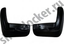 L.Locker Брызговики задние Geely SC7 sedan (12-)