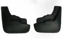 L.Locker Брызговики передние Mazda 3 (09-)