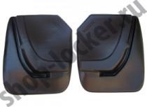 L.Locker Брызговики задние MG 3 Cross hatchback (13-)