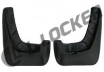 L.Locker Брызговики передние MG 5 hatchback (12-)