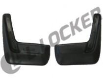 L.Locker Брызговики задние Nissan Almera IV (12-)