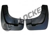 L.Locker Брызговики передние Nissan Juke (10-)