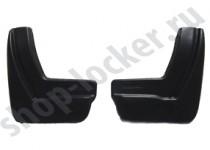 L.Locker Брызговики задние Peugeot 308 hatchback II (13-)
