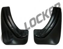 L.Locker Брызговики задние Renault Fluence (10-)