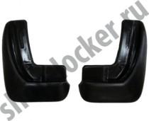 L.Locker Брызговики задние Skoda Rapid liftback (12-)
