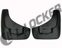 L.Locker Брызговики передние SsangYong Rexton III (12)