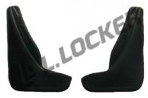 L.Locker Брызговики задние Suzuki Swift (11-)