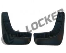 L.Locker Брызговики передние Suzuki SX4 (13-)