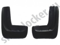 L.Locker Брызговики задние Toyota Camry VII (XV50) sedan (14-)