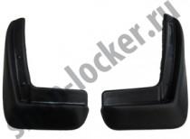 L.Locker Брызговики задние Toyota Corolla XI (13-)