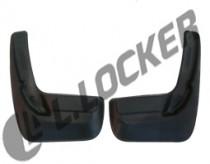L.Locker Брызговики передние Volkswagen Golf VII (12-)