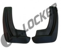 L.Locker Брызговики задние Volkswagen Golf VII (12-)