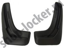 L.Locker Брызговики задние Volkswagen Polo sedan (14-)