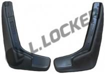 L.Locker Брызговики передние Lada Largus (12-)