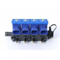 OMVL Газовые форсунки 4 цилиндра