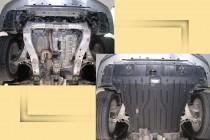 "Авто-Полигон ACURA RL 3,5л c 2004-2008г. Защита моторн. отс. категории ""A"""