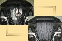 "Авто-Полигон ACURA ZDX 3,7, АКПП, 4х4 c 2010г. Защита моторн. отс. категории ""A"""