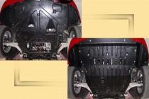 """Авто-Полигон ALFA ROMEO 159 2,2л JTS c 2005г.-- Защита моторн. отс. категории """"D"""""""