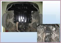 """AUDI 80 1.8 c1988- Защита моторн. Отс. категории """"E"""""""