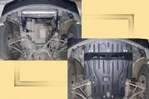 """Авто-Полигон BMW E38 728/730/740/730Д  1994-2001г. Защита моторн. отс. ЗМО категории """"E"""""""