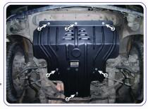 """Авто-Полигон BMW E34 525 ix 4x4 (1987-1996г.) Защита моторн. отс. ЗМО категории """"St"""""""