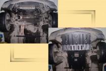 """Авто-Полигон BMW E36 318/325 1,8л;2,5 1991-1998г. Защита моторн. отс. категории """"E"""""""