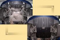 """Авто-Полигон BMW E65 735/745 с 2001-2008г. Защита моторн. отс. ЗМО категории """"D"""""""