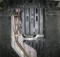 """Авто-Полигон BMW E90 2.0 АКПП с 2005г. Защита КПП категории """"St"""""""