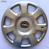 SKS  336 Колпаки для колес на Opel R15 (Комплект 4 шт.)