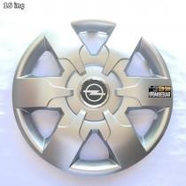 SKS  413 Колпаки для колес на Opel R16 (Комплект 4 шт.)