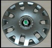 SKS  204 Колпаки для колес на Skoda R14 (Комплект 4 шт.)