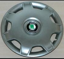 SKS  205 Колпаки для колес на Skoda R14 (Комплект 4 шт.)