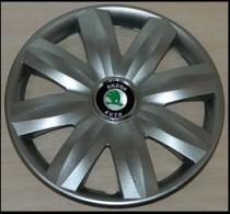 SKS  221 Колпаки для колес на Skoda R14 (Комплект 4 шт.)