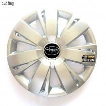 SKS  411 Колпаки для колес на Subaru R16 (Комплект 4 шт.)