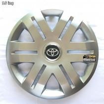 SKS  406 Колпаки для колес на Toyota R16 (Комплект 4 шт.)