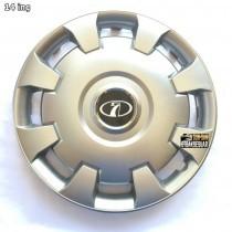 SKS  206 Колпаки для колес на Ваз R14 (Комплект 4 шт.)