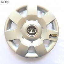 SKS  219 Колпаки для колес на Ваз R14 (Комплект 4 шт.)
