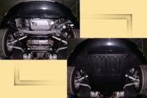 """Авто-Полигон AUDI A8 3,2; 6,0 с 2006-2010г. Защита моторн. отс. категории """"A"""""""