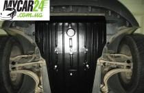 """Авто-Полигон AUDI Q5 2,0 TFSI c 2008-2012 Защита моторн. Отс. категории """"A"""""""