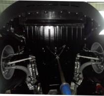 """Авто-Полигон AUDI Q5 3.0TDi/2,0TFSi c2012- Защита моторн. Отс. категории """"A"""""""