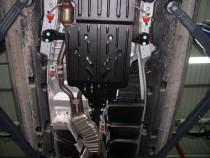 """Авто-Полигон AUDI Q7 4,2; 3,0 TDI с 2006г.-2015г. Защита РКПП категории """"St"""""""