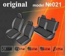EMC-Elegant Авточехлы на сиденья Chery Elara