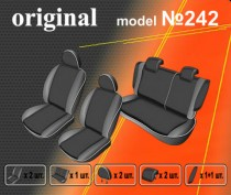 EMC-Elegant Авточехлы на сиденья Chery M 11