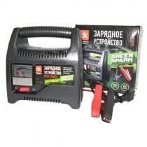 ДК Зарядное устройство, 6Amp 12V, аналоговый индикатор зарядки